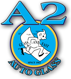 A2 Auto Glass Repair Logo